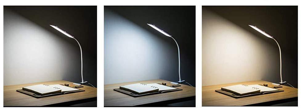 lampe de bureau couleur chaude