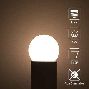 ampoule 1 watt