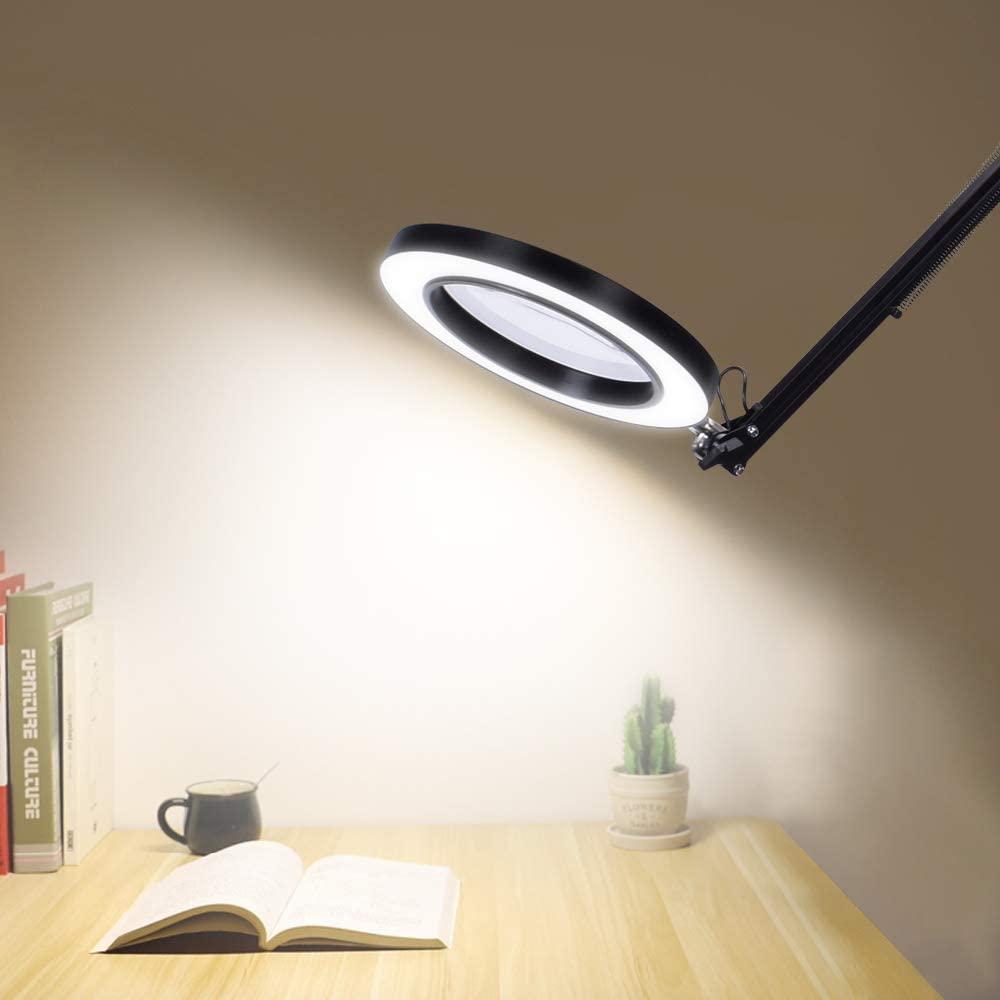 lampe loupe puissante